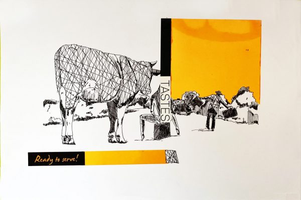 Cow-mahyar-painting